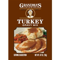 TURKEY GRAVY MIX 1 OZ