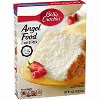 ANGEL FOOD CAKE MIX 16 OZ