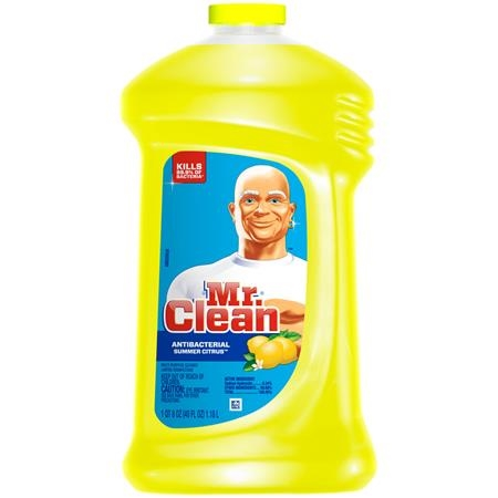 MR CLEAN SUMMER CITRUS 40 OZ