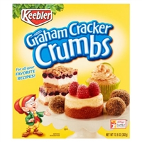 GRAHAM CRACKER CRUMBS 13.5 OZ
