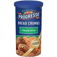 PROGRESSO ITALIAN BREAD CRUMBS 15 OZ