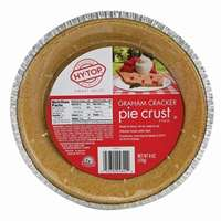 GRAHAM PIE CRUST 6 OZ