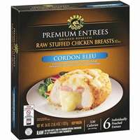 CHICKEN CORDON BLUE 6 CT