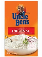 UNCLE BENS CONVERTED RICE 16 OZ