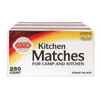 HY TOP KITCHEN MATCHES 250 CT