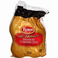 TYSON CORNISH HEN 24 OZ