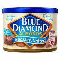 BLUE DIAMOND ALMONDS 6 OZ