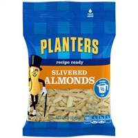 PLANTER SLICED ALMONDS 2 OZ