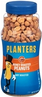 PLANTER HONEY ROAST PEANUT 16 OZ