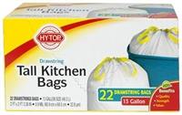 D/S KITCHEN 13  GAL BAGS 22 CT
