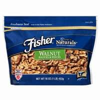 FISCHERS WALNUT H&P 16 OZ