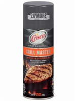 CRISCO GRIL MATE SPRAY 12 OZ