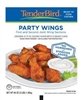 CHICKEN WINGS 3LB IQF