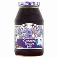 SMUCKER GRAPE JELLY 32 OZ