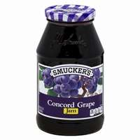 SMUCKER GRAPE JAM 32 OZ
