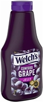 WELCH GRAPE JELLY SQUEEZE 22 OZ