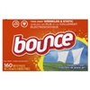 BOUNCE FABRIC SHEETS 160 CT
