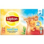LIPTON GALLON SIZE TEA BAGS 24 CT