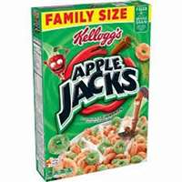 KELLOGS APPLE JACKS 21.7 OZ