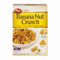 BANANA NUT CRUNCH  15.5OZ