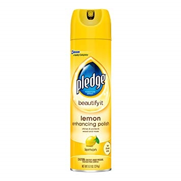 PLEDGE FURNITURE SPRAY 14.2 OZ