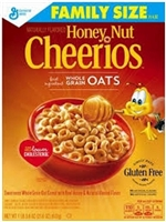 HONEY NUT CHEERIOS 19.5 OZ