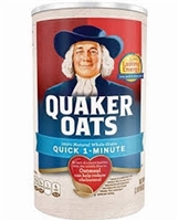 QUAKER QUICK OATS 42 OZ