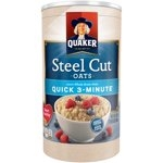 QUAKER STEEL CUT OATS 25 OZ