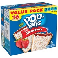 KELLOGS POP-TART STRAWBERRY 29.3 OZ