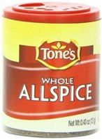 TONES WHOLE ALLSPICE 0.4 OZ