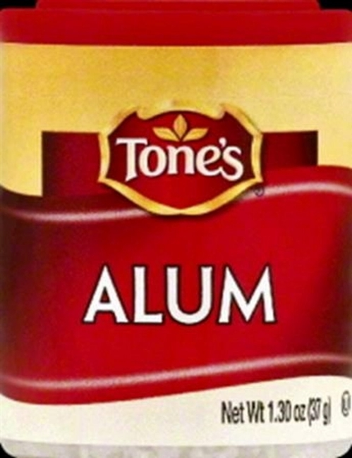 TONES ALUM GRANULATED 1.3 OZ