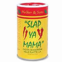 SLAP YA MAMA CAJUN SEASONING 8 OZ