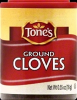 TONES CLOVES-GROUND .55 OZ