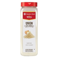 TONES ONION POWDER 20 OZ.
