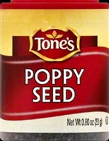 TONES POPPY SEED .8 OZ