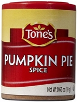 TONES PUMPKIN PIE SPICE .65 OZ