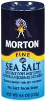 MORTON SEA SALT 5 OZ