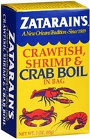 ZATARAINS BOX SHRIMP/CRAB BOIL