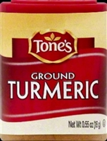 TONES TURMERIC-GROUND .55 OZ