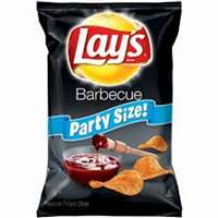 LAYS BBQ POTATO CHIPS
