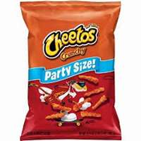 CHEETOS CRUNCHY 20.5 OZ