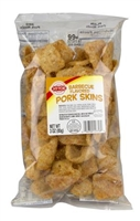 PORK RINDS BBQ 3OZ