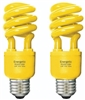 13-Watt CFL Bug Bulb (2-Pack)