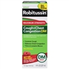 ROBITUSSIN COUGH + CHEST DM 8 OZ