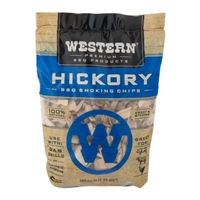 WESTERN HICKORY WOOD CHIPS 2.94L