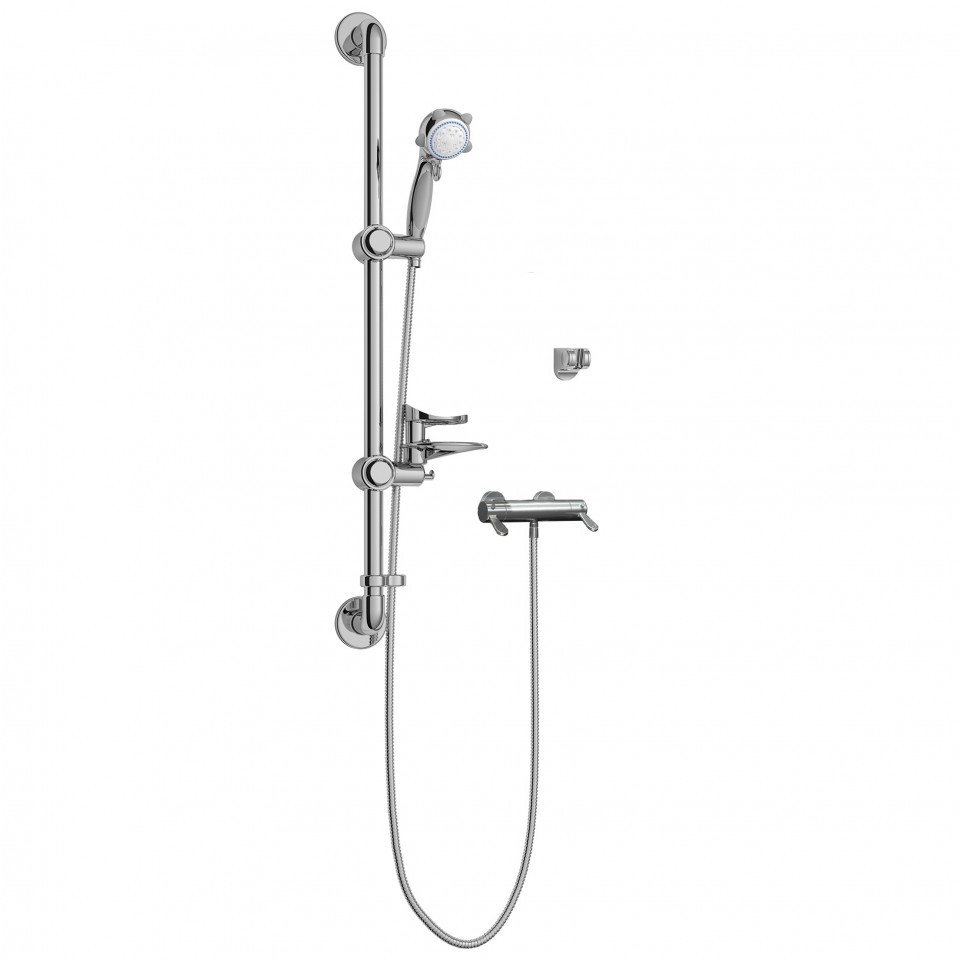 AKW Arka Care Thermostatic Mixer Shower