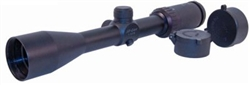 Toby Bridges HPML Muzzleloading Scope Black Matte