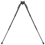 "XLA 13 1/2 - 27"" Bipod – Fixed Model Black"
