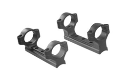 CVA Scope mount Dead On One-Piece Ring/Base System-Low