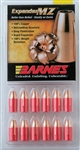 Barnes Expander MZ 300 grains Muzzleloader Bullets for .50 caliber 24 pack